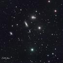 Hickson 44 Galaxy Group,                                Carl Weber