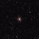 Messier 107, The Last Globular Cluster In Messier's Catalogue,                                Steven Hanaway