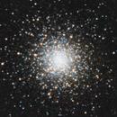 M3 - Globular Cluster in Canes Venatici,                                Nick LaPlaca