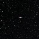 NGC 4631 + 4656 - Whale + Hockey Stick,                                AC1000