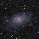 Triangulum Galaxy,                                JackJohnson