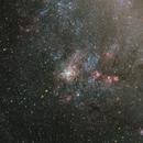 NCG 2070 - Tarantula Nebula,                                Tom KoradoxTom