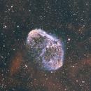 NGC 6888 The Crescent Nebula,                                404timc