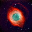 Helix Nebula,                                David Redwine