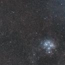 Plejades M45 Widefield,                                Enrico