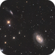 NGC 4725,                                Ryan Fraser