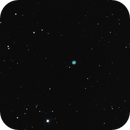 NGC 7662, also known as the Blue Snowball Nebula or Snowball Nebula,                                urmymuse