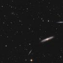 NGC 4216 & friends,                                echosud