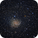NGC 6946 Galassia Fuochi d' Artificio,                                GALASSIA 60