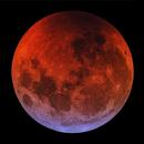 Total Lunar Eclipse 2019,                                rveregin