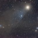 Saturn in IC4592,                                Frédéric Mahé
