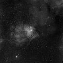 NGC 1491 H-alpha,                                Eric Coles (coles44)