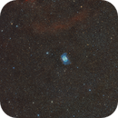 M27 Widefield - HaOIII-RGB,                                Anis Abdul