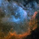 Seat of the Soul - IC 1848 The Soul Nebula,                                Jeffrey K Lovelace
