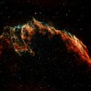 East Veil Nebula,                                Robert Browning