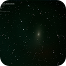 Messier 110 (NGC 205) in Andromeda Mosaic,                                MJF_Memorial_Observatory