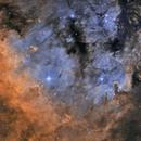 NGC7822 Bi color,                                Vincent