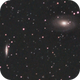 M81 & M82 - Bode's and Cigar Galaxies widefield,                                PghAstroDude