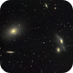 "The ""Eyes"" in the Markarian Chain,                                Ray Heinle"