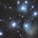 M45 Pleiades,                                  Eggroll