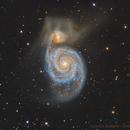 M51 - Lorenzo-Colin collaboration,                                Lorenzo Siciliano