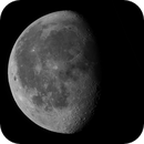 The Moon 02 August 2018 - Waning Gibbous 76%,                                  Andrea Alessandrelli