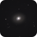 M94, (NGC 4736), The Croc's Eye Galaxy,                                Steven Bellavia