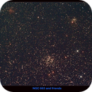 NGC 663 and friends,                                Lawrence E. Hazel