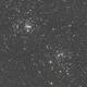 The Double Cluster (NGC 884 & NGC 869),                                Jim Tallman