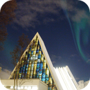 The Arctic Cathedral and Aurora,                    Patrick Chevalley