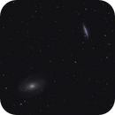 M81 and M82,                                Aaron