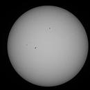 Sun in white light 04.10.2014 (Alccd5L-IIm),                                xb39