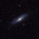 M31 untracked,                                cattitude