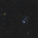 NGC457,                                  Kirchen Claude