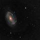 NGC 4725,                                Vijay Vaidyanathan