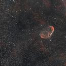 Crescent Nebula,                                Steve Siedentop