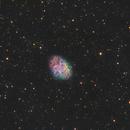 The Crab Nebula : SHO,                                Mike Kline