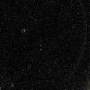Auriga wide field - Pentax K30 modded+Samyang 85mm f/1.4 open f/4.0,                                  patrick cartou