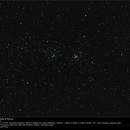 The Double Cluster in Perseus,                                Dominique Callant