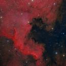 NGC 7000,                                jose miguel