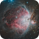First M42 with new setup,                                Thomas