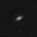 Messier 64, The Black Eye Galaxy,                                Madratter