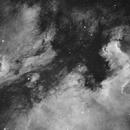 NGC7000 ha,                                Mathew Xia