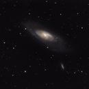 Messier 106,                                Danny Flippo