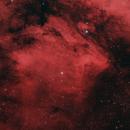 Pelican Nebula (IC5070),                                Doversole83