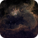 Melotte 15, at the Core of the Heart,                                   degrbi