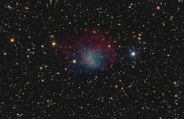 PaGo 2 (Patchick-Goodhew 2) - a newly-discovered nebula in Hercules,                                Peter Goodhew
