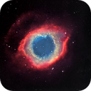 ngc 7293 - Helix Nebula,                                andrealuna