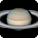 Saturn on April 26, 2020,                                Chappel Astro