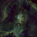 IC1805/Melotte 15 (SHO),                                Brent Jaffa
